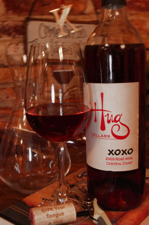2009 Hug Cellars xoxo Ros