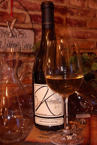 2007 Kiamie White Kuvee &#8211; Yum!